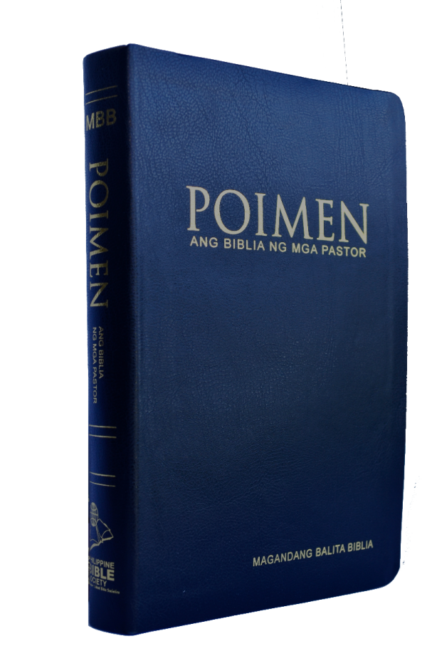 POIMEN: Ang Biblia ng mga Pastor (MBB)-122