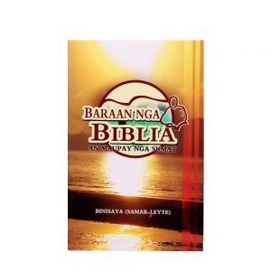 Baraan nga Biblia (Missionary edition Thumb Index)-0