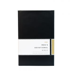 ESV Men's Devotional Bible-0