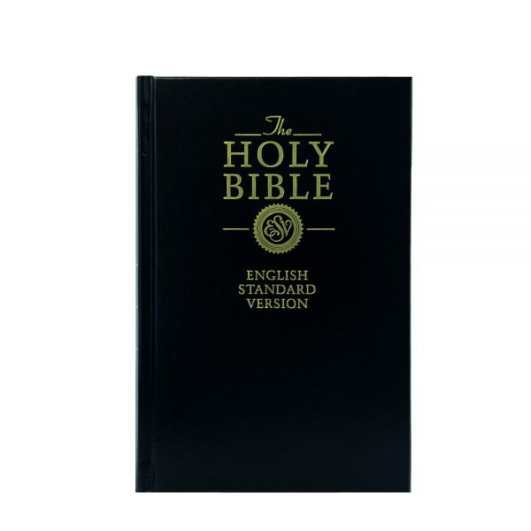 The Holy Bible: ESV (Personal Clothbound)-0