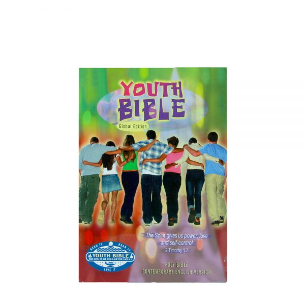 Youth Bible Global Edition (Hardbound - R)-0