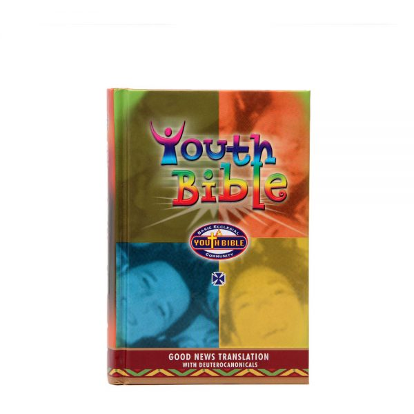 Good News Translation-Youth Bible with Thumb Index-0