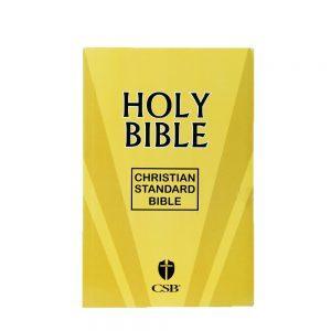 Christian Standard Bible-0