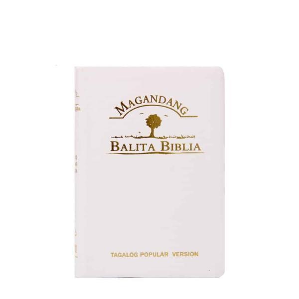Magandang Balita Biblia Bible, compact size and hardbound-0