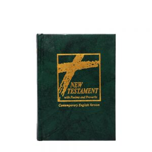 Contemporary English Version New Testament-0