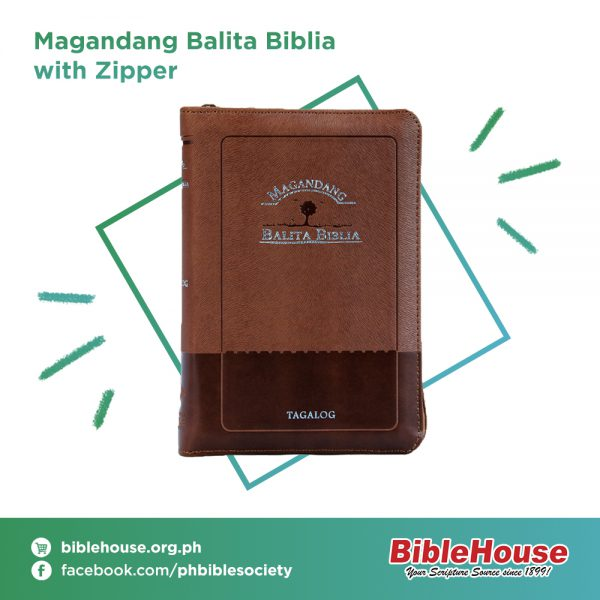 Magandang Balita Biblia with Zipper-0