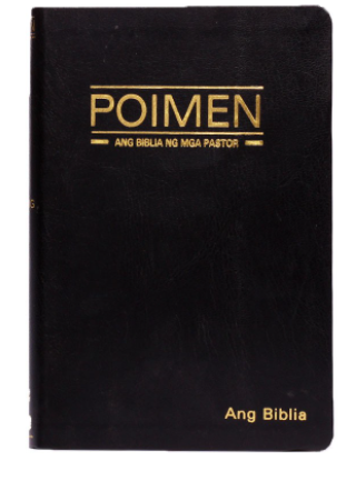 poimen ang biblia