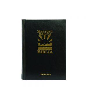 Maayong Balita Biblia (Compact Hardbound)-0