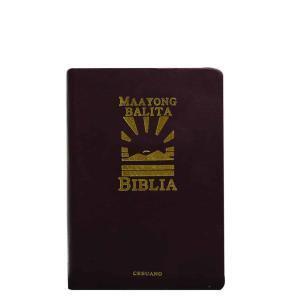 Maayong Balita Biblia (Compact Flex Gold)-0