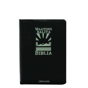 Maayong Balita Biblia (Compact Flex Silver)-0