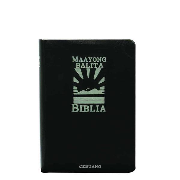 Maayong Balita Biblia (Compact Flex Silver Thumb Index)-0