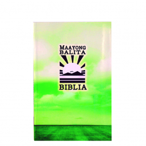 Maayong Balita Biblia (Missionary edition)-0