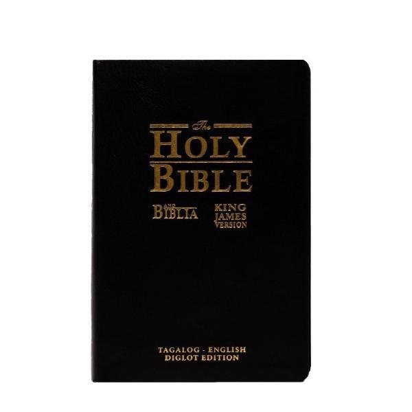 Ang Biblia/Holy Bible Diglot (Tagalog Thumb Index)-0