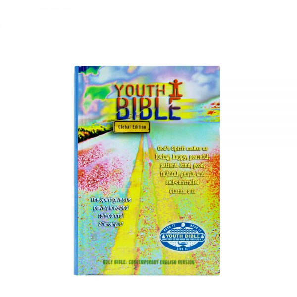 Global Contemporary English Version, Youth Bible-Group-207