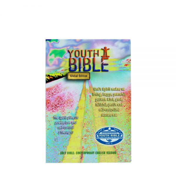 Global Contemporary English Version - Youth Bible-Road-0