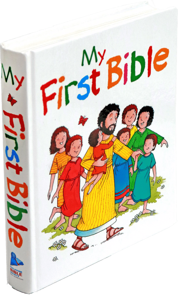 MY FIRST BIBLE SIDE